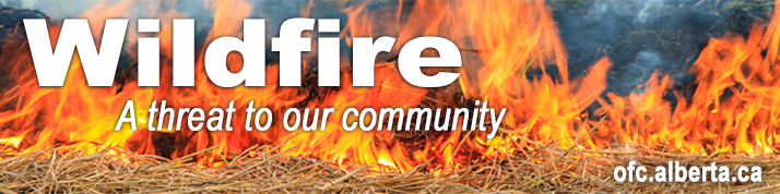 Wildfire A Threat To Our Community
