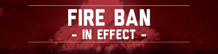 PARTIAL FIRE BAN